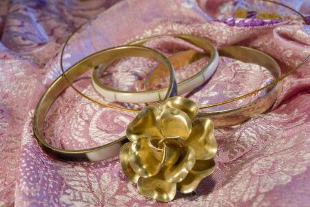 braclets: antique jewellry