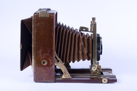 old camera: old camera