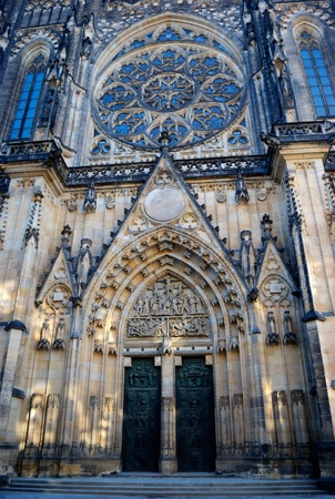 st.vitus cathedral photo