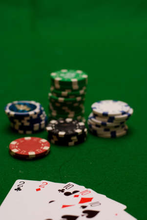 poker Stock Photo - 14219469