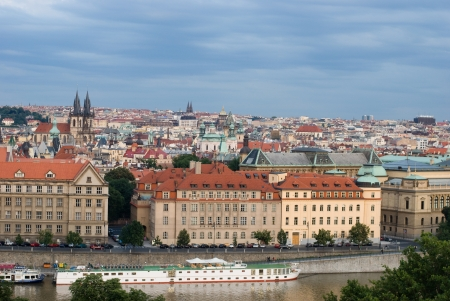 Prague Stock Photo - 14154394