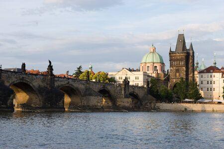 Charles bridge, Prague photo