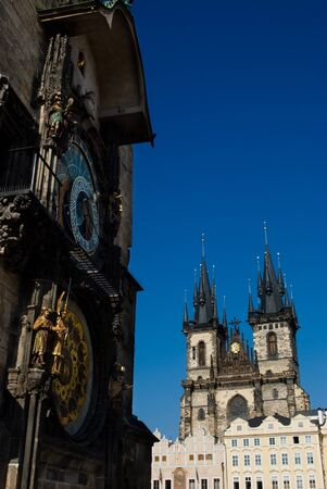 old town square: Old town square, Prague