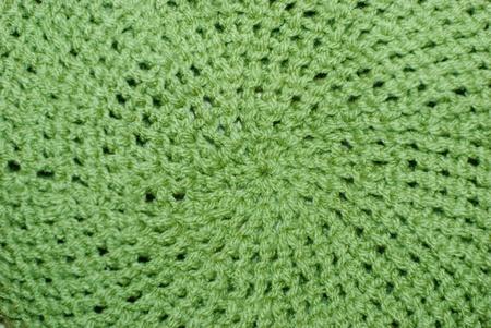 structure: crochet structure