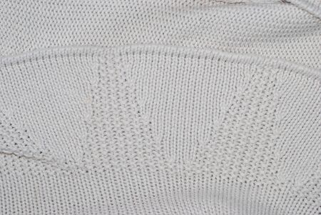 structure: knitted structure Stock Photo