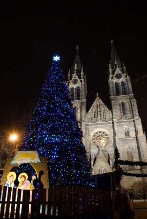 Christmas in Prague photo
