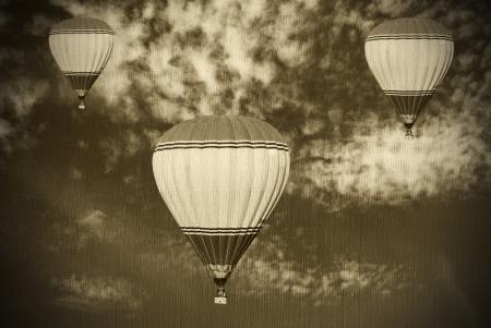 airs: hot airs ballons