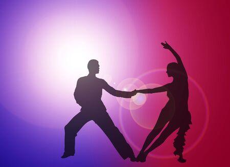 cha: dancers