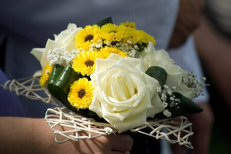 wedding bouquet Stock Photo - 17820351