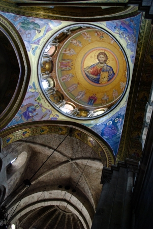 sacrificed: Church of the Holy Sepulchre, Jerusalem