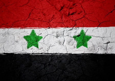 syrian flag photo