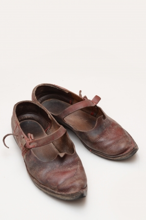 pointy: historical shoes
