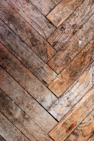 parquetry: old parquetry Stock Photo