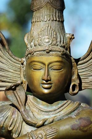 kalì: Dea Kali statua - 22773349-dea-kali-statua