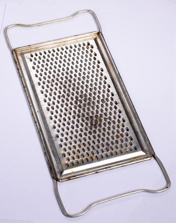 metal grater: grater