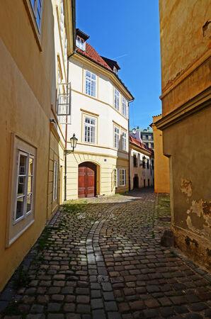 historical architecture: historical architecture in Prague