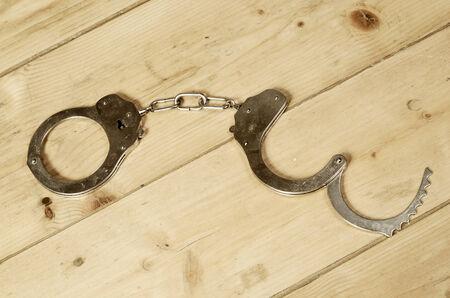 cuffs: hand cuffs