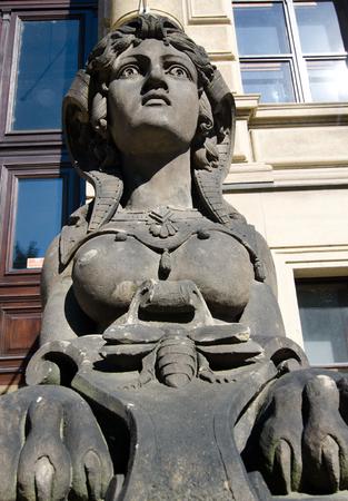 czech women: Rudolfinum in Prague, Czech republic