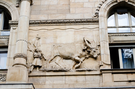 historical architecture: Historical architecture in Budapest, Hungary