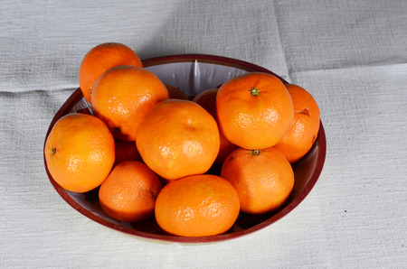tangerines: tangerines Stock Photo