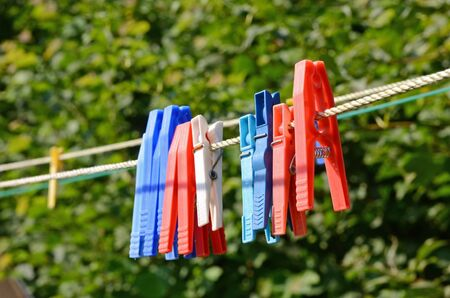 pegs: clothes pegs, laundry pins
