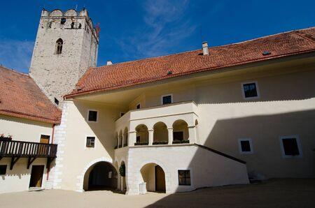 nad: Vranov nad Dyji castle, Czech republic