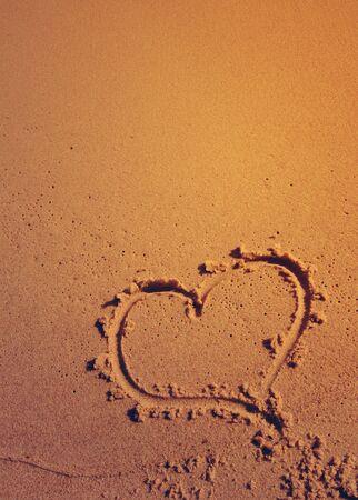 love symbol: summer love symbol