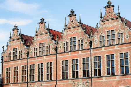 armory: Great Armory in Gdansk, Poland Stock Photo