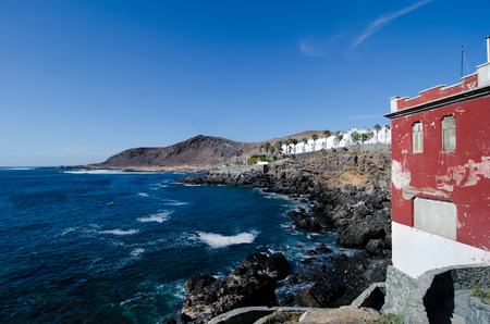 Las palmas, Gran Canaria Stock Photo