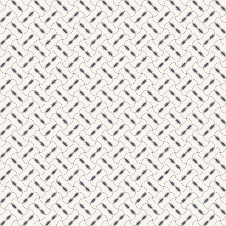 Seamless abstract geometrical pattern. Enless linear texture for graphic design. Classic background Stock Photo