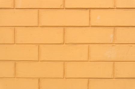 reddish: The reddish yellow brick wall texture