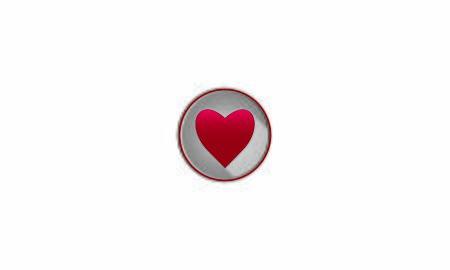 Icon hearts card poker