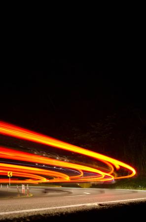 The Night Traffic Minicurves