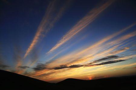yearning: Sahara