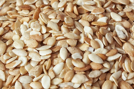 argan: Argan kernels from the Argan tree, that is cultivated for the oil (argan oil) which is found in the fruit.