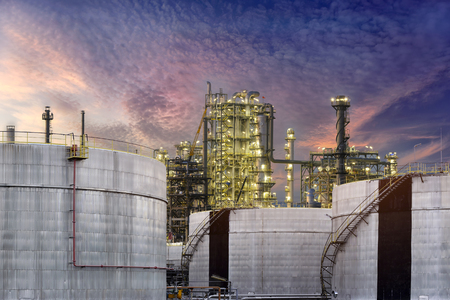 Tanked  For Oil and gas industry - refinery  factory - petrochemical plant.