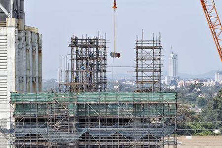 construction site . Stock Photo