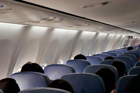 Passenger cabin window seat .