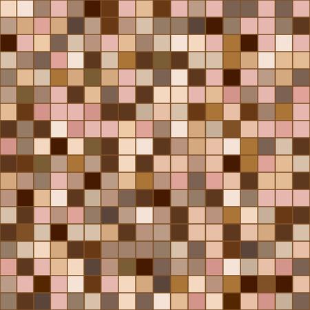 Patrón de cuadrados de color
