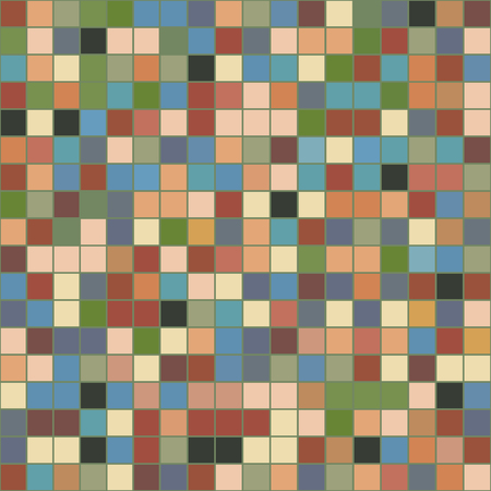 promptness: Collage of different color in the color cubes renaissance