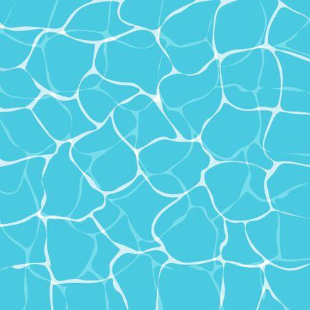 Background pattern of water glare