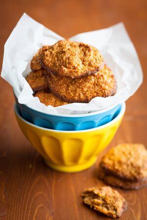 oatmeal cookies: Pumpkin Oatmeal Spice Cookies