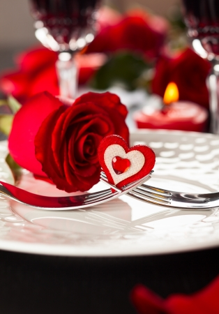 バレンタインのお祭りの場所の設定