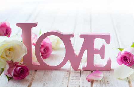 Valentines day concept photo