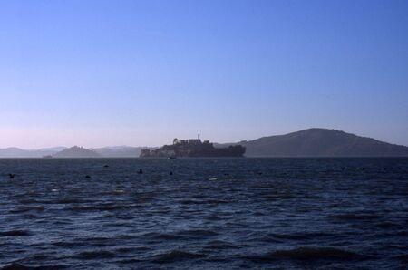 Alcatraz, San Francisco Banco de Imagens
