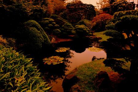 San Francisco, Zen garden