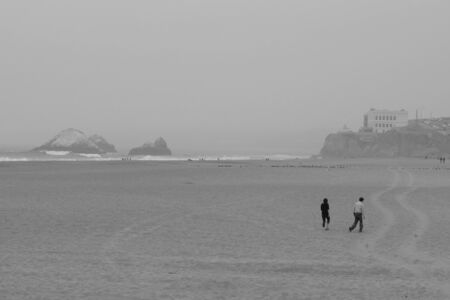San Francisco Bay, the morning