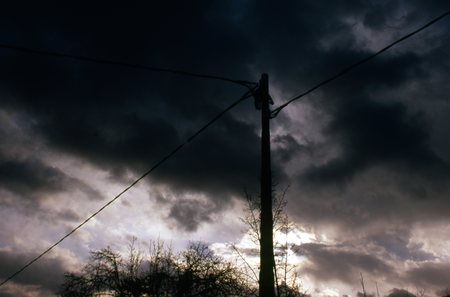 stormy sky: Stormy sky