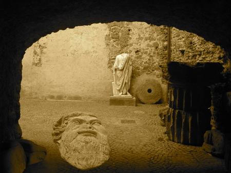 metaphysics: Ruins