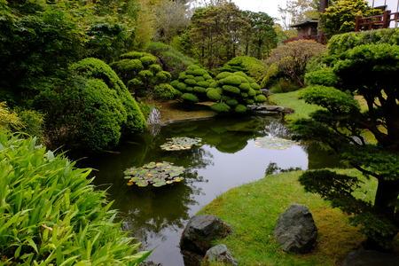 Japanese garden, San Francisco